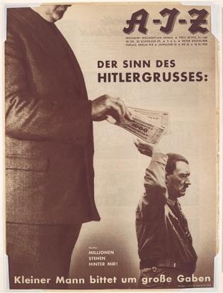 Heartfield_Hitler_Salute